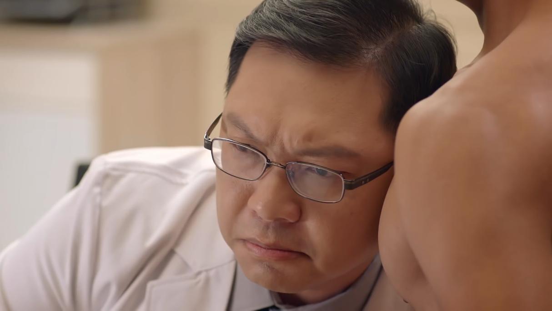 台湾创意卫浴宣传片《最原始的体检》